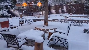 Old Man Winter won't go down without a fight in Colorado