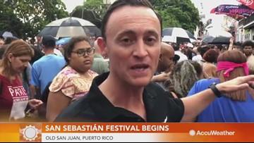 San Sebastián Festival begins in Puerto Rico