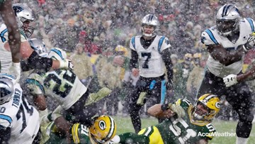 Field Conditions: Should NFL teams play in inclement weather?