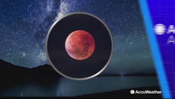 Are you ready for the total lunar eclipse this weekend?