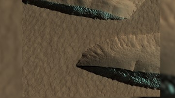 NASA Spots Valuable Resource on Mars for Future Settlers