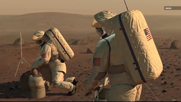 Want to Go to Mars? NASA Says You'll Need this Personality Trait