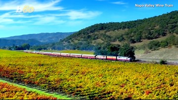 Live Out a 'Murder' On This Napa Valley Wine Train