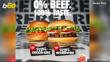 Burger King Challenge: Meat or No Meat