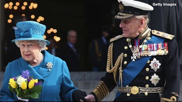 Queen Elizabeth and Prince Philip Celebrate 72 Years of Marriage