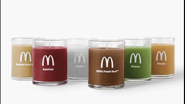 McDonald's Debuts Quarter Pounder-Scented Candle Pack!