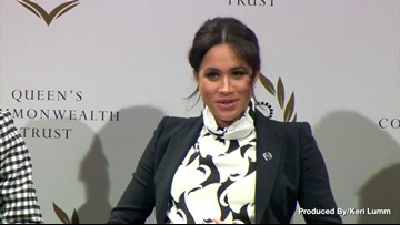 Meghan Markle is Sporting a New Up-do