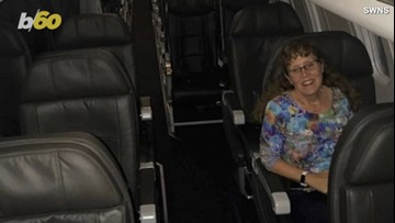 Massive Flight Delay All Passengers To Leave Flight Except For Pilot's Mom!