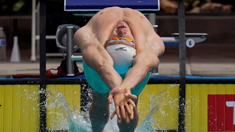 Ryan Murphy looks to extend US dominance in backstroke