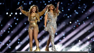 Latinas got loud: Jennifer Lopez and Shakira brought the heat in flawless Super Bowl halftime show
