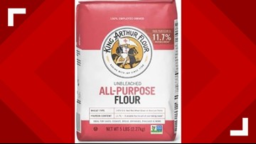 Some King Arthur Flour recalled over potential E. coli contamination