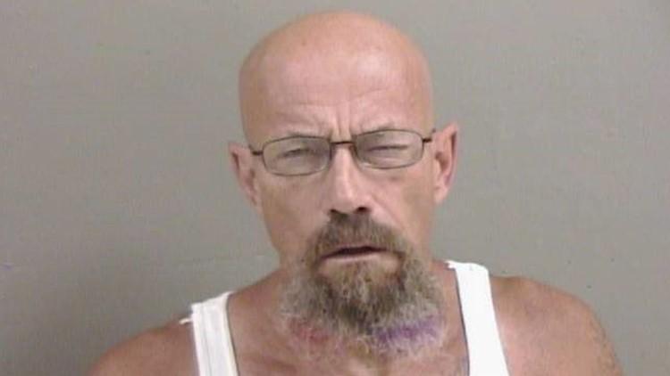 Walter White lookalike suspect