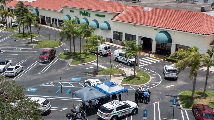 Sheriff: Florida supermarket shooter made Facebook threats