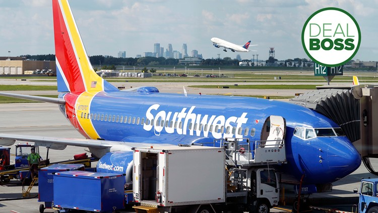 There is a major Southwest Airlines sale with fares for $59 right now
