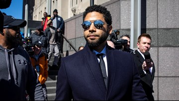 Body cam video shows actor Jussie Smollett with rope around his neck