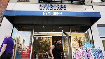 Gymboree to start closing all stores after 2nd bankruptcy