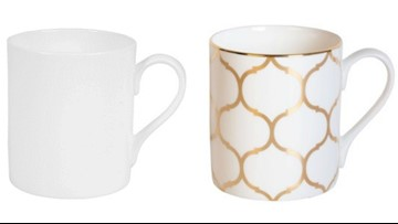 Did you buy this recalled mug at Bed Bath & Beyond? Hot liquid can make it crack