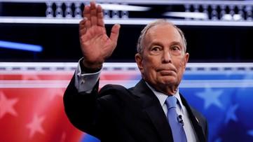 Bloomberg struggles to respond to politics of #MeToo era