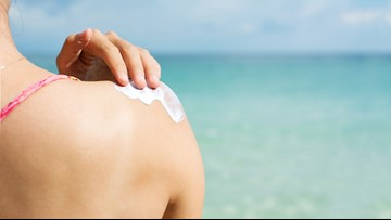 VERIFY: Yes, sunscreen chemicals can absorb into your skin. But don't stop using it.