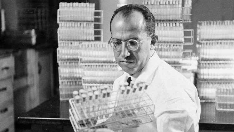 Vaccine Opposition History Jonas Salk