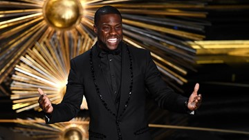 Kevin Hart says he won't be hosting Academy Awards