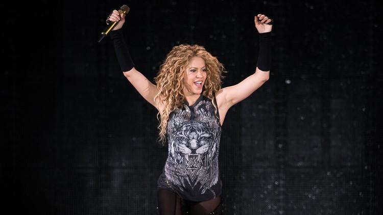 Spanish prosecutors file tax evasion charges against Shakira