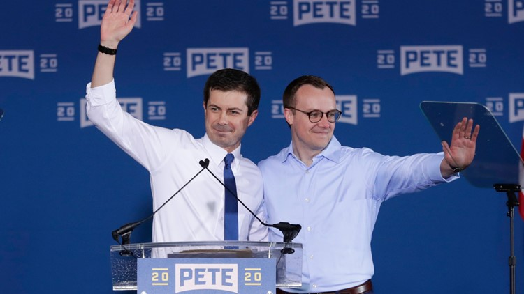 Addressing Rush Limbaugh's remarks, Pete Buttigieg says he's proud of his husband