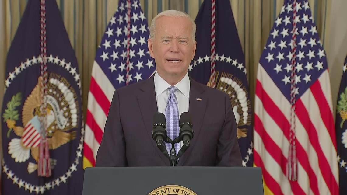 Biden confirms he will receive jab as CDC endorses COVID-19 booster for millions of older Americans