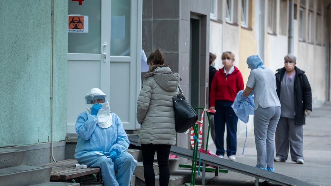CDC warns spread of coronavirus in US appears inevitable