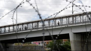 Migrant dies in Border Patrol custody in McAllen, Texas