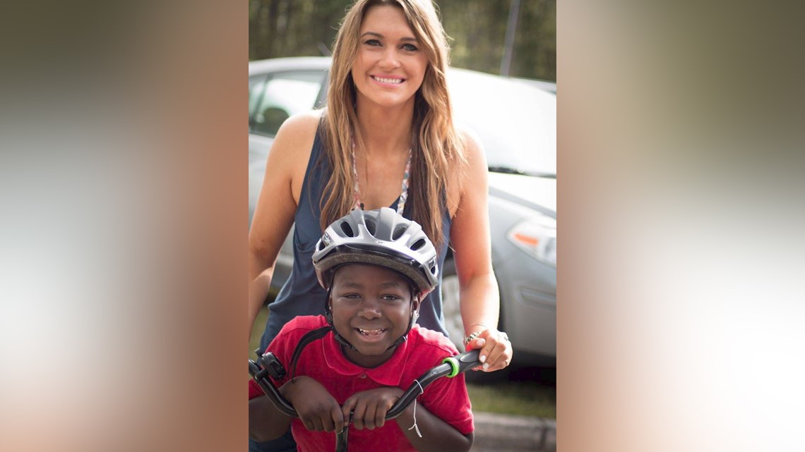 When her 650 students didn't have bikes, this teacher made it happen - and then kept going