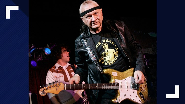 Dick Dale, 'King of the Surf Guitar,' dead at 81