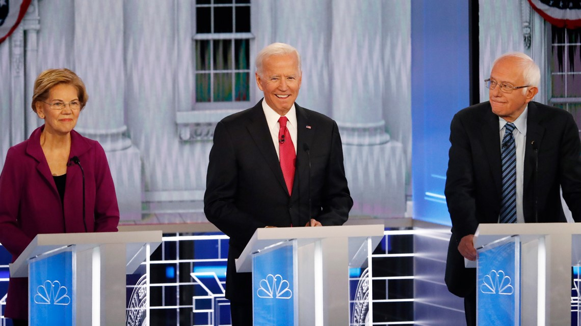 VERIFY: Fact checking the fifth Democratic debate