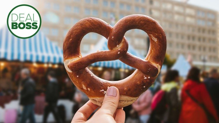 The 10 best National Pretzel Day deals and freebies 2019