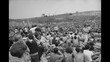 Local artists celebrate Woodstock 50 years later