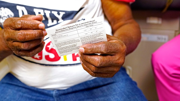 More Black Americans open to COVID-19 vaccines after outreach efforts, poll says
