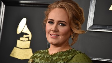 Adele says she's dropping an album in September