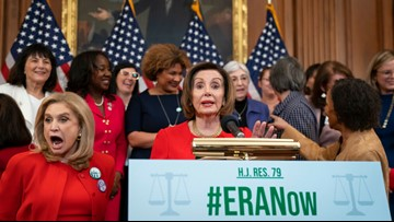 House votes to eliminate deadline for Equal Rights Amendment