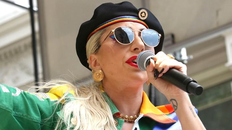 2019 Stonewall Day Honoring 50th Anniversary Lady Gaga