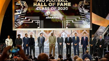 'Gold teeth to gold jacket' | James, Polamalu and others react to joining Hall of Fame