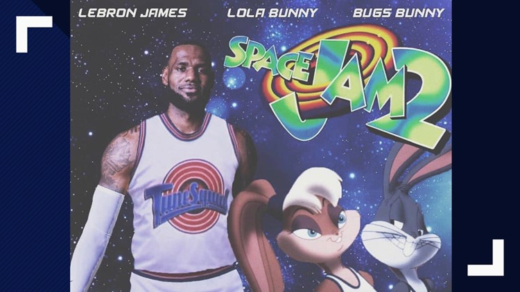 Quad City DJ's debut tease of new 'Space Jam' theme song