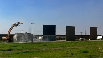 Pentagon watchdog investigating $400 million border wall contract