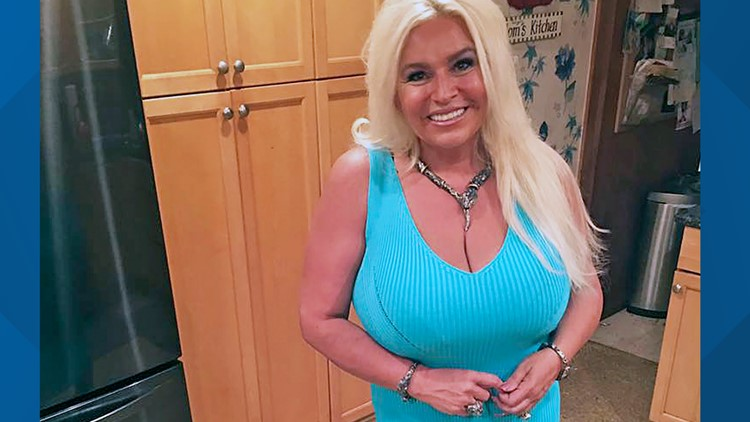 Beth Chapman, wife of 'Dog the Bounty Hunter,' placed in a coma