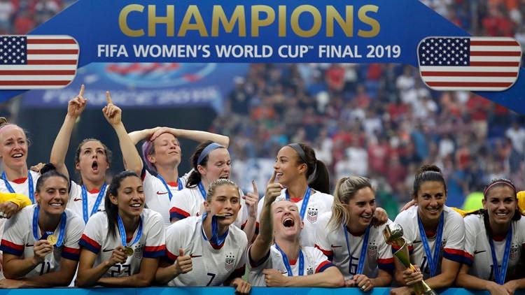 France US Netherlands WWCup Soccer