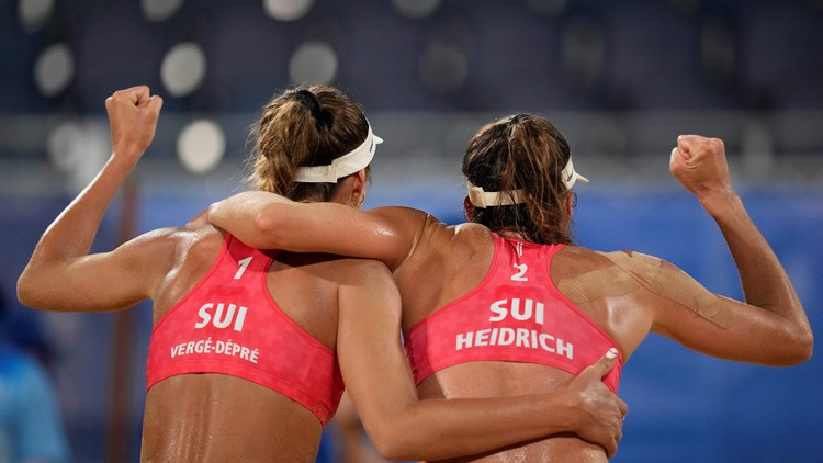 What country is SUI at the Olympics?