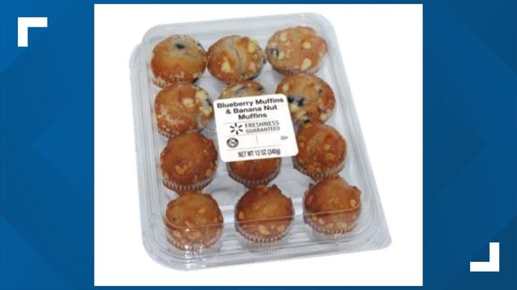 Muffins sold at 7-Eleven, Walmart, Sam's Club recalled over listeria concerns