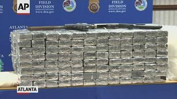New DEA operation focuses on meth trafficking hubs