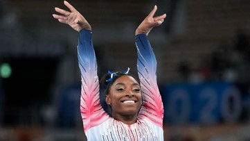 A Japanese gym locked its doors so Simone Biles could secretly work out 'twisties'