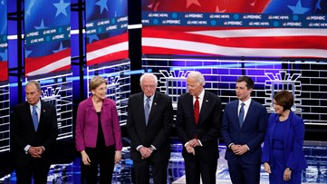 Feisty Las Vegas debate reaches nearly 20 million viewers, biggest audience ever for a Democratic debate