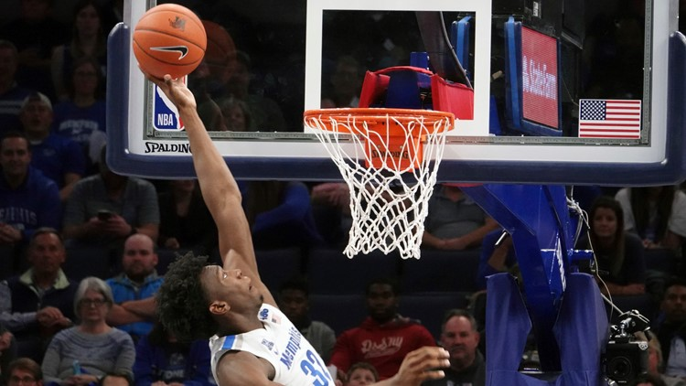 S Carolina St Memphis Basketball James Wiseman